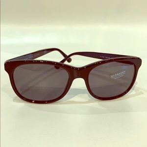 Authentic Polarize Burberry black Sunglasses